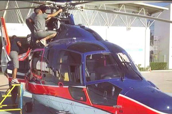 Aeronave caiu depois de passar pelas mãos de técnico inexperiente / Reprodução Jornal da Band