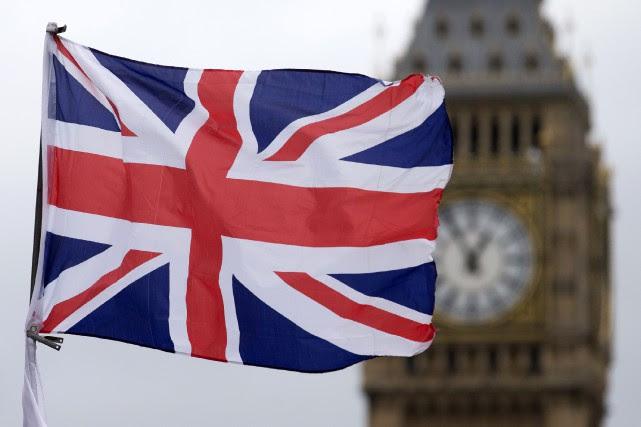 Intitulé «Projet de loi de l'Union européenne (notification... (AFP)
