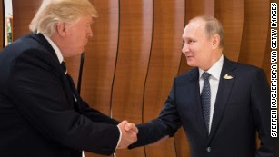 A great day for Putin, a good one for Trump