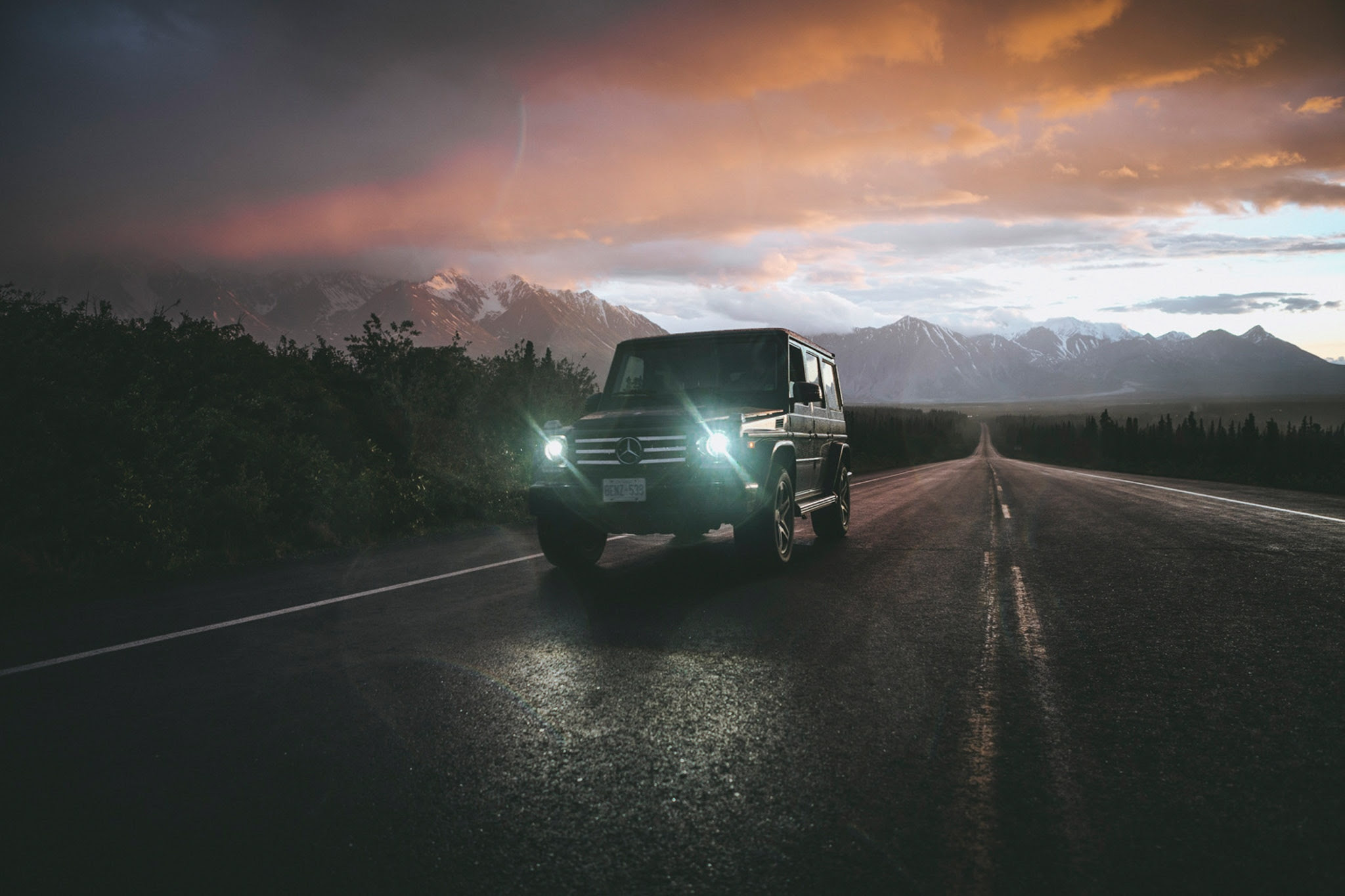 Mercedes-Benz and The North Face Tour the Great White ...