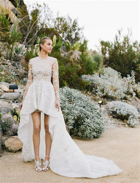 Best Celebrity Wedding Dresses   Glam & Gowns Blog
