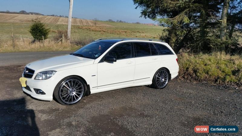 2011 Mercedes-benz C250 BLUEF-CY SPORT CDI A for Sale in ...