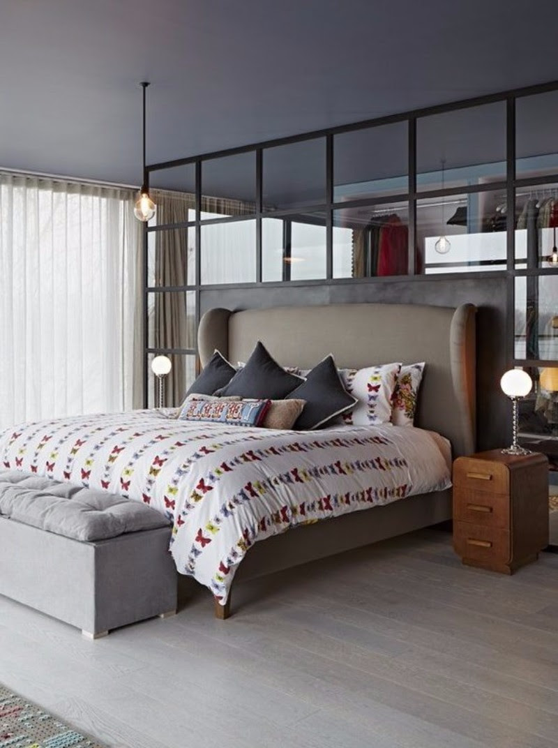 14 Charming Bedrooms with Wood Floor Design - Master ...