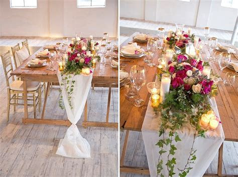 Modern, Rustic Romantic Wedding Inspiration   Capitol