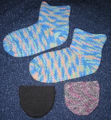 Mom's socks 4