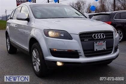 2009 Audi Q7 36 Quattro Premium Plus Awd