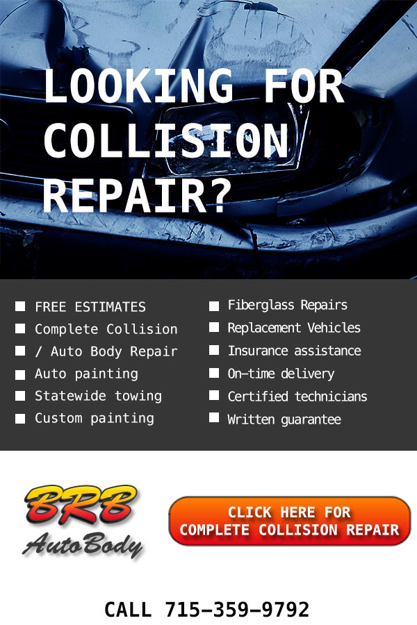 Top Service! Affordable Collision repair in Rothschild Area