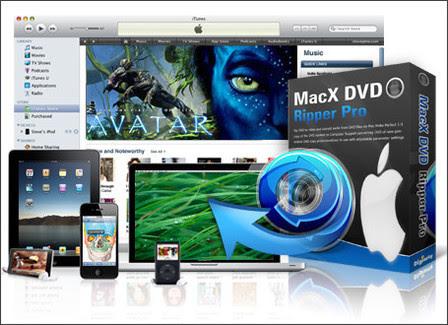 Logiciel gratuit Digiarty MacX DVD Ripper Pro 6.1.0 2011 Licence gratuite Giveaway pour Mac et Windows | Logiciel Gratuit Licence Gratuite | Scoop.it