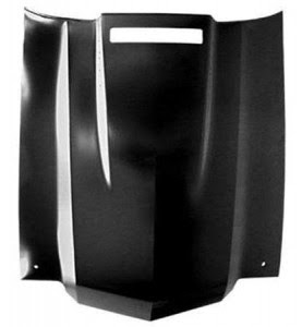 Install A Cowl Induction System On Your 1970 72 Chevelle Or El Camino El Camino Pit Stop Blog
