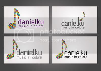 Danielku logo design font alternatives