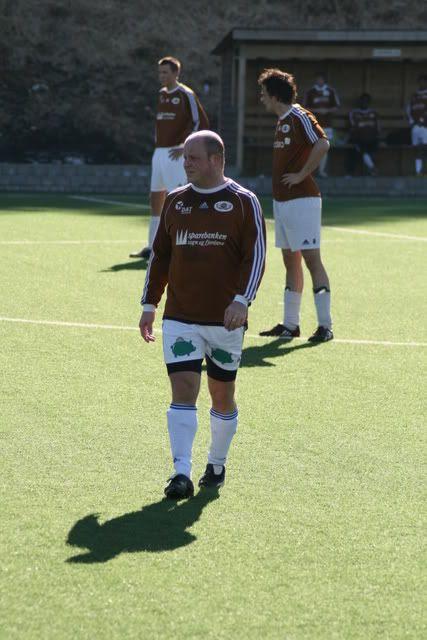 Henning og et par andre bruntrøyer ;)