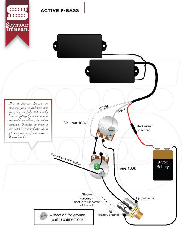 Fender P Bass Active Wiring - 97 Sunfire Starter Wire Diagram for Wiring  Diagram SchematicsWiring Diagram Schematics