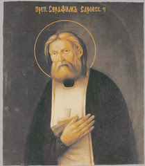 100 years canonisation of St Seraphim of Sarov