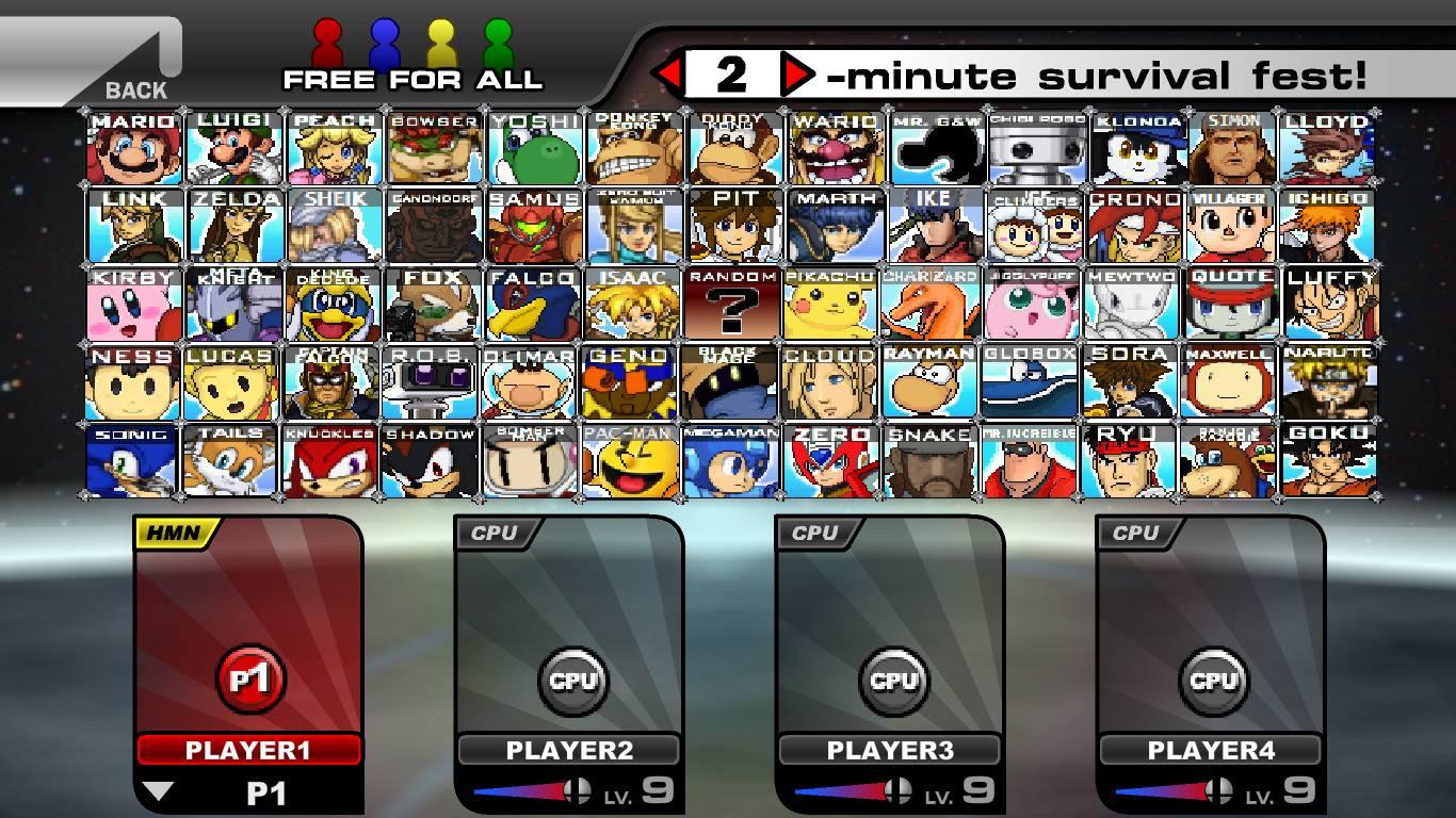 Enjoy Super Smash Flash 2 Hacked Online Number One Gaming Guide