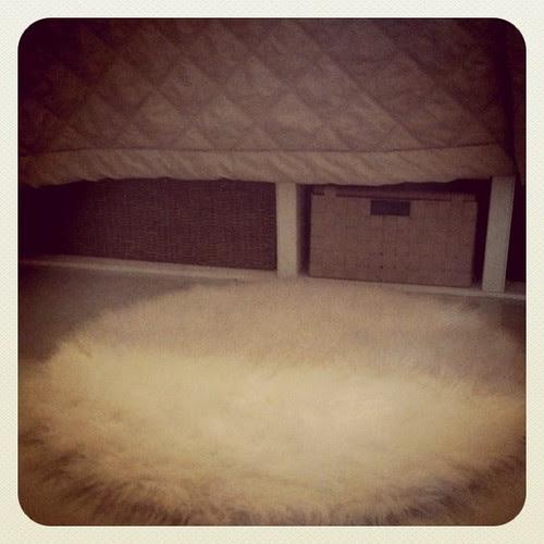 Fuzzy Bedside Rugs