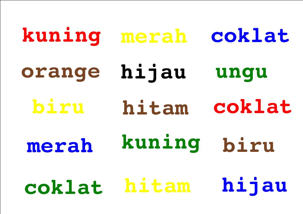 Membuat Text Warna Warni Web Design Pemula