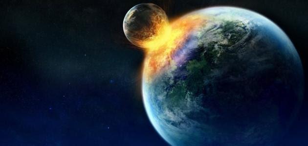 متى نهاية العالم