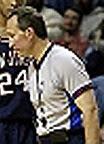 NBA Finals Official Joe DeRosa