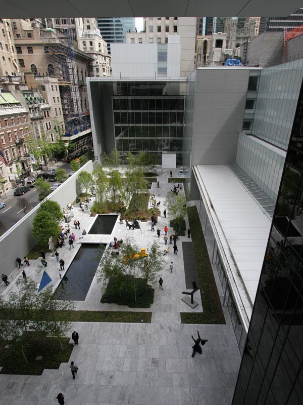 Check out the grandiose MoMA in New York City : Places ...