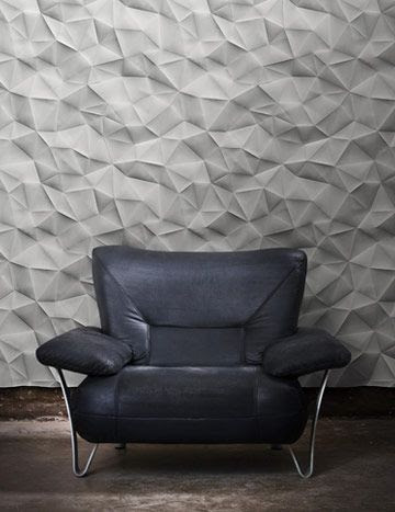 interlocking wall panels  3D Falpenelek: www.falpanelek.hu  Wallart 3D, Loft Design System, Kerma Design
