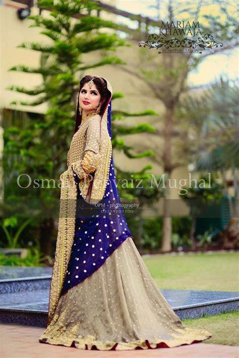 Latest Pakistani Bridal Dresses Pictures 2017 2018
