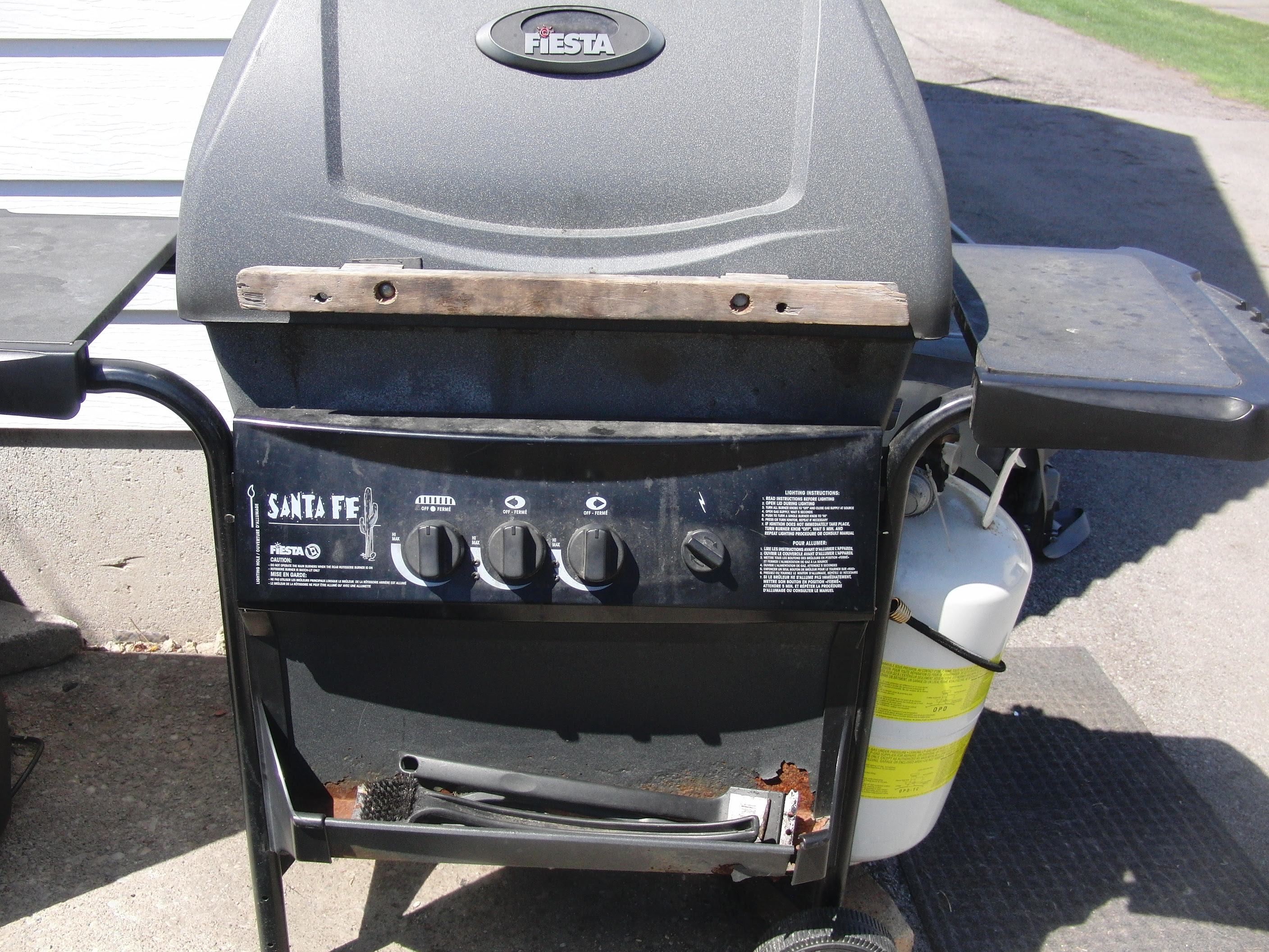 Working on a possible relationship with Grill Parts Canada Wilfred