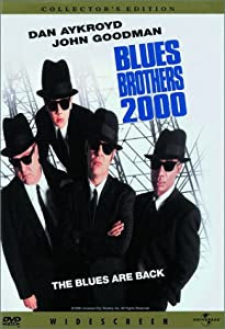 "Cover of ""Blues Brothers 2000"""