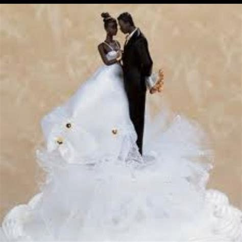 African american wedding cake toppers   idea in 2017