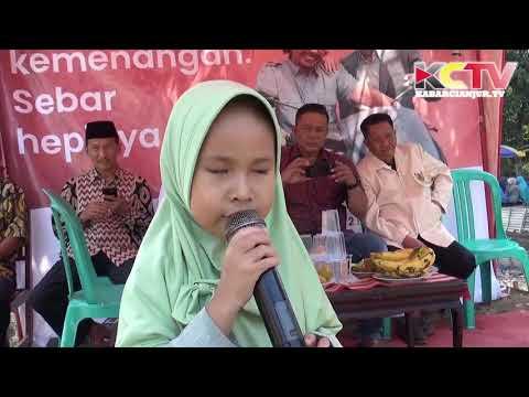 KABARCIANJUR.TV | Meski Tak Bisa Melihat, Anak ini Hafidz Quran