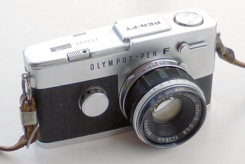 Olympus Pen FT by pho-Tony