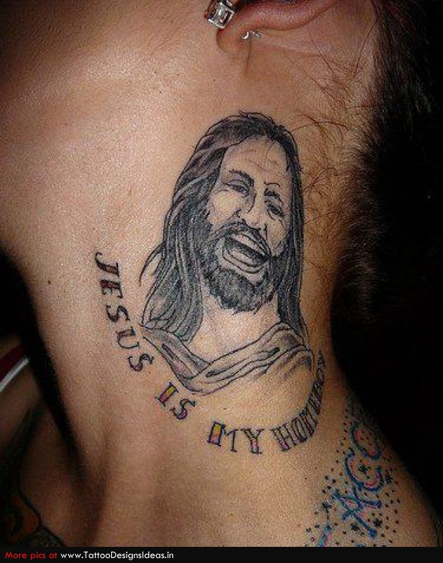 Jesus Fucking Christ Bad Tattoos Part Iv