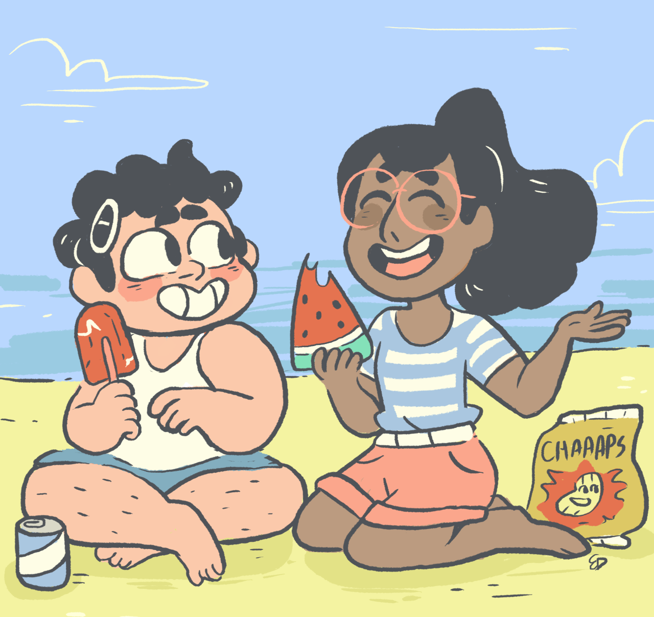 it's summer in beach city!!