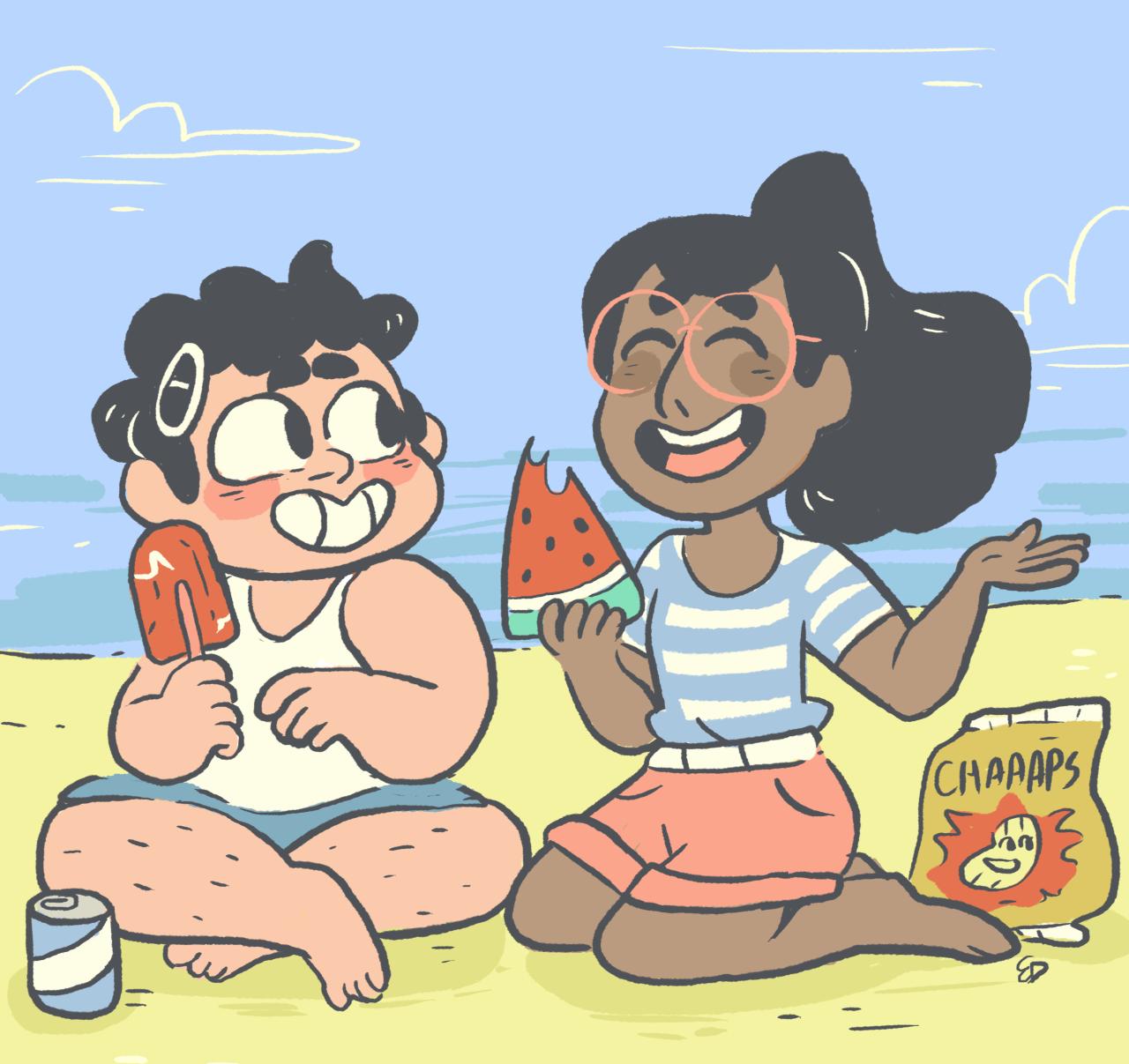 it's summer in beach city!!