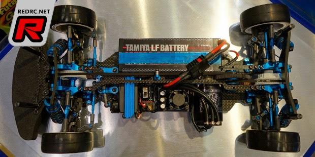 As primeiras imagens do TRF 418