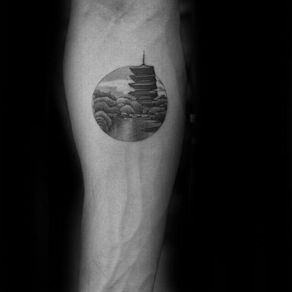 50 Badass Small Tattoos For Men Cool Compact Design Ideas