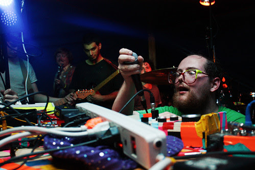 Dan Deacon Ensemble @ Whartscape 2009