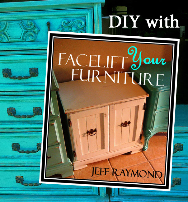 Facelift Your Furniture downloadable DIY eBook at www.faceliftyourfurniture.com