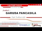 Lirik Lagu Garuda Pancasila - Wajib Nasional Ciptaan Sudharnoto