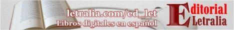 Editorial Letralia, libros digitales en español