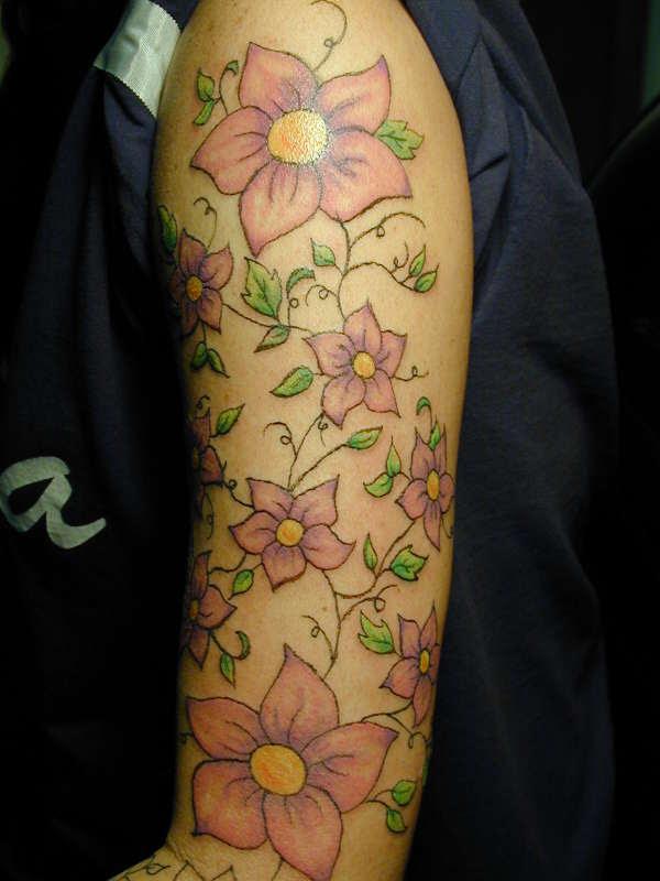 Arm Sleeve Tattoos For Women Tattoos Designs Ideas