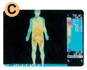 Suhu badan sejurus selepas sauna