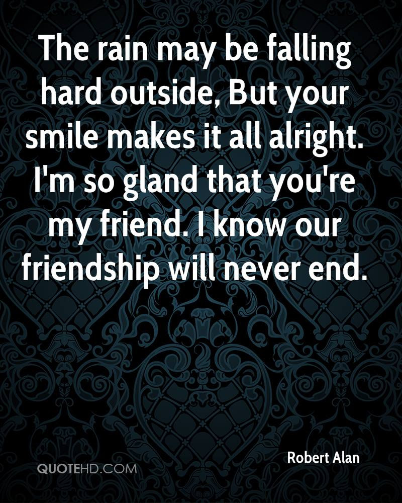 Robert Alan Friendship Quotes Quotehd
