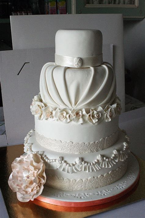 1000  images about Wedding Cake, Swags & Drapes on