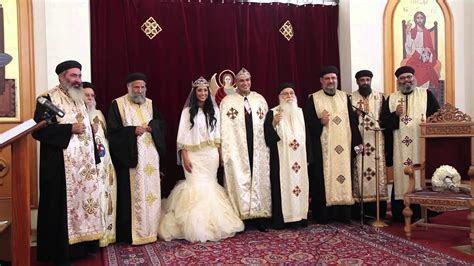 Coptic Orthodox Wedding Video   Edwin & Nancy   YouTube
