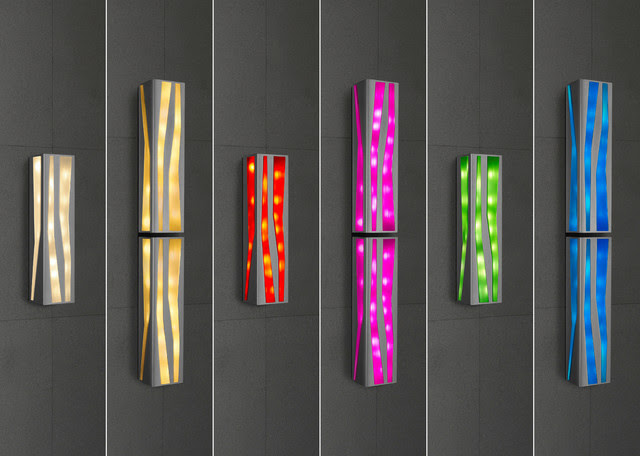 Silvus 30 Sconces - - wall sconces - miami - by Media Decor