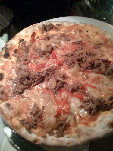 Pasita ropa vieja pizza - I could eat this every night!