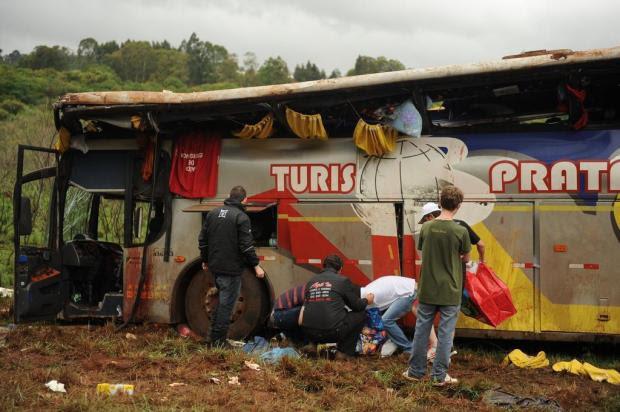 Pelo menos sete feridos em acidente de Passo Fundo podem receber alta nesta segunda-feira Diogo Zanatta/Especial