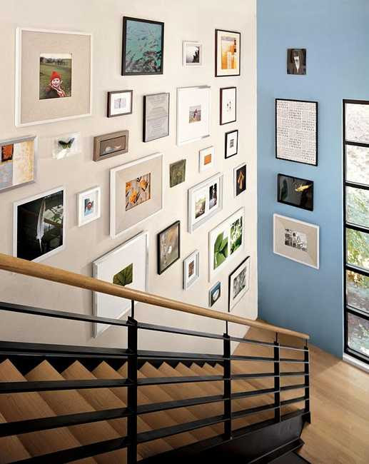 22 Beautiful Gallery Walls Adding Personality to Modern Interior ...