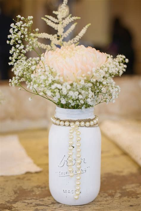 Centerpieces don't have to be expensive! DIY your