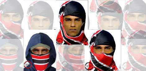 Polícia Militar divulga três retratos falados do suspeito / Foto: Divulgação